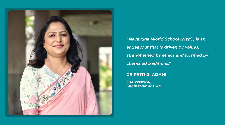 Dr Preeti Adani
